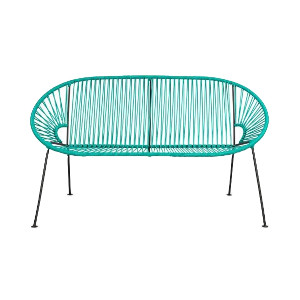 Paloma Loveseat Teal