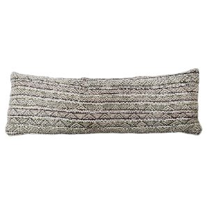 Long Lumbar Tribal Pillow