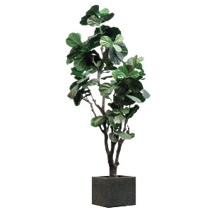Artificial Fiddle Fig