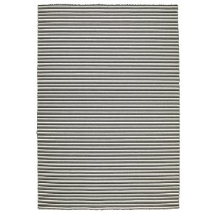 Grey Stripe Flatwoven