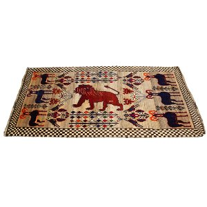 Babylon (aka Crazy Lion) Rug