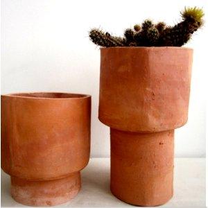 Mod Terra Cotta + Succulent/Cacti