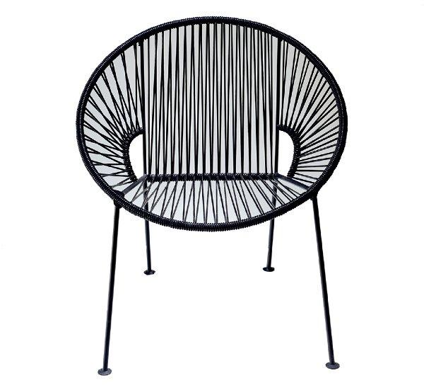 Paloma Chair Black