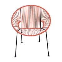 Paloma Chair Coral