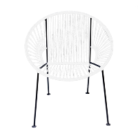 Paloma Chair White