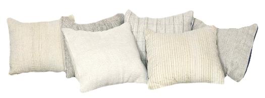 Neutral Pillows (Assorted)