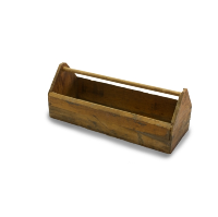 Wooden Tool Box (Extra-Large)
