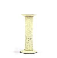 Ivory Candle Pillar