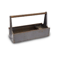 Metal Tool Box (Large)