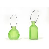 Hanging Green Bud Vase