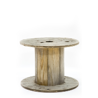 Round Spool Table (Small)
