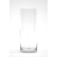 Glass Cylinder Vase (12 inch)