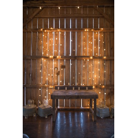 Waterfall of Lights Altar