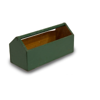 Green Tool Box (Small)