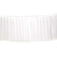 Table Skirting (White)