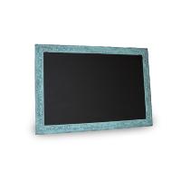 Turquoise Chalkboard (Large)