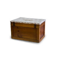 Wooden Trunk Cardbox