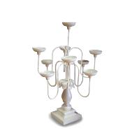 Ivory Candelabra (9-Candle)