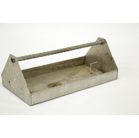Metal Tool Box (Medium)