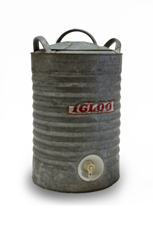 Antique Igloo Ice Bucket