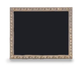"Gold Chalkboard (12"" x 10"")"