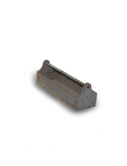 Grey Tool Box (Medium)