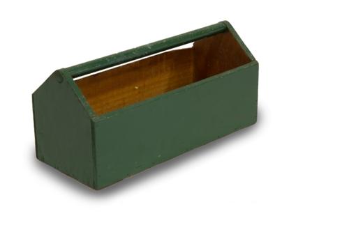 Green Tool Box (Small)