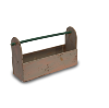 Green-handle Tool Box (Small)