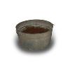 Round Wash Bin