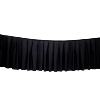 Table Skirting (Black)