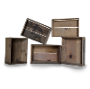 Wooden Harvest Box