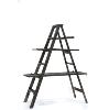 Shutter Shelf Ladder