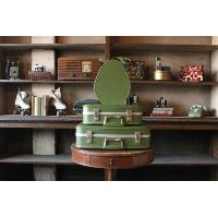Emerald Suitcases