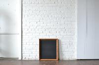 Frame #W4 with Chalkboard