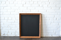 Frame #19 with Chalkboard