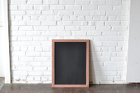 Frame #20 with Chalkboard
