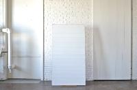 White Beadboard Backdrop