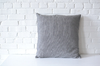 Pillow - Oversize Gray Square
