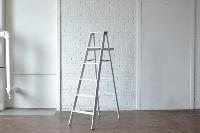 Large White Ladder