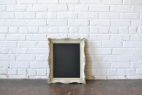 Frame #16 with Chalkboard