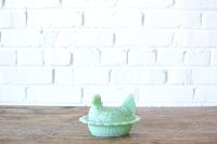 Jadeite Hen