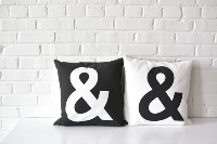 Pillow - Ampersand