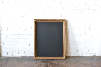 Frame #4 with Chalkboard