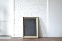 Frame #13 with Chalkboard
