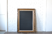 Frame #6 with Chalkboard