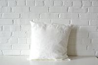 PIllow - White Square
