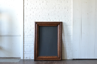 Frame #23 with Chalkboard