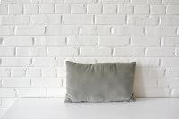 Pillow - Silver Rectangle
