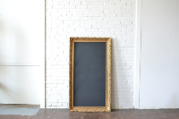 Frame #14 with Chalkboard