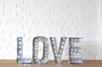 Marquee Letters - LOVE